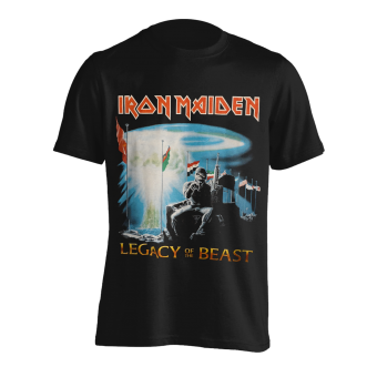 T-Shirt Iron Maiden 2 Minutes to Midnight