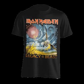T-Shirt Iron Maiden The Flight of Icarus