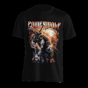 T-Shirt Powerwolf Metal is Religion