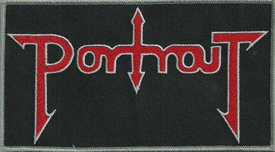 kleiner Aufnäher Portrait Logo