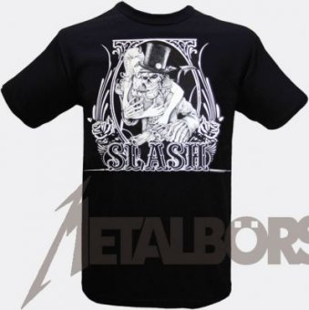T-Shirt Slash Skeletons