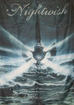 Flagge Nightwish Dark Passion Play