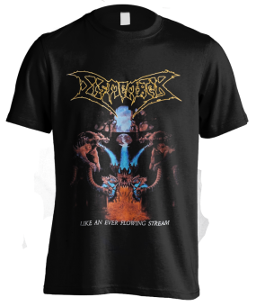 T-Shirt Dismember Like an everflowing stream