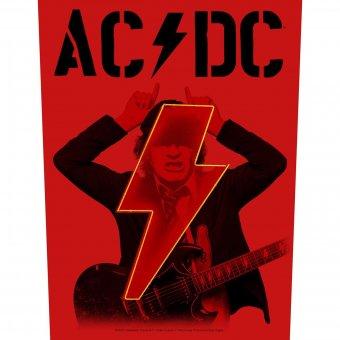 Rückenaufnäher AC/DC Angus