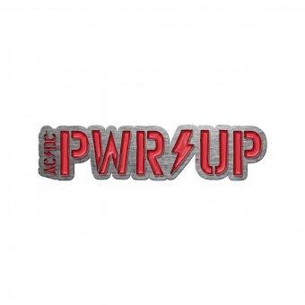 Pin AC/DC Power up Logo