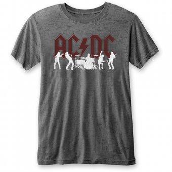 T-Shirt AC/DC Silhouette