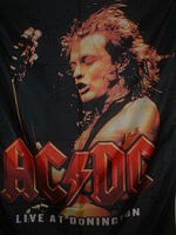 Flagge AC/DC Live in Donnington