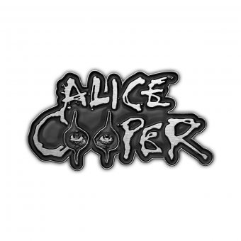 Pin Alice Cooper Logo