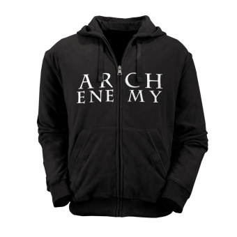 Kapuzenjacke Arch Enemy Logo