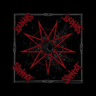 Kopftuch Slipknot 9 Pointed Star
