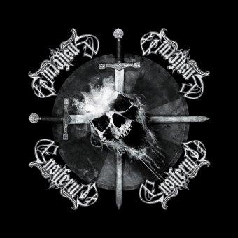 Kopftuch Ensiferum Skull