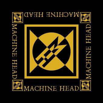 Kopftuch Machine Head Logo