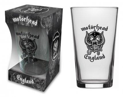 Glas Motörhead England