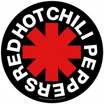 Rückenaufnäher Red Hot Chili Peppers Logo