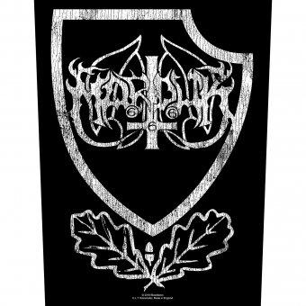 Rückenaufnäher Marduk Panzer Crest