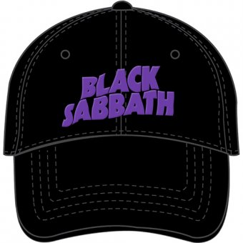 Baseball Cap Black Sabbath Master of Reality