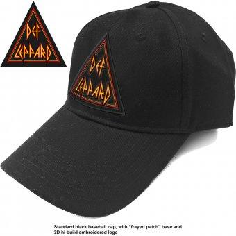 Baseball Cap Def Leppard Logo