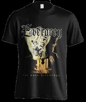 T-Shirt Evergrey The Dark Discovery