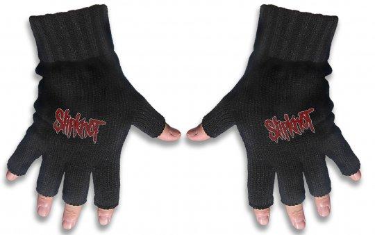 Handschuhe Slipknot Logo