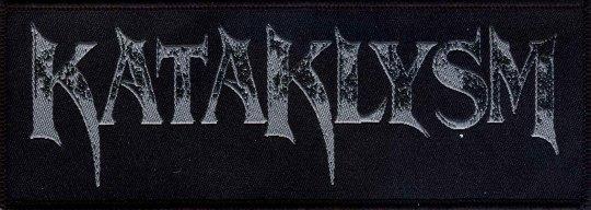 kleiner Aufnäher Kataklysm Logo