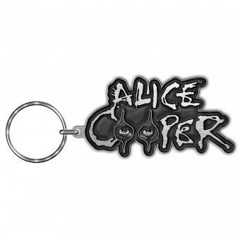 Schlüsselanhänger Alice Cooper Logo