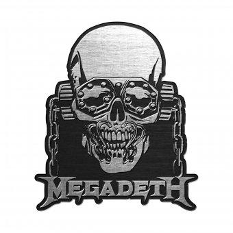 Pin Megadeth Vic Rattlehead