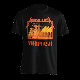 T-Shirt Metallica Whiplash L
