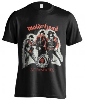 T-Shirt Motörhead Ace of Spades Band