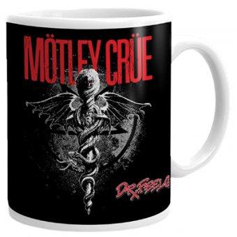 Tasse Mötley Crüe Dr. Feelgood