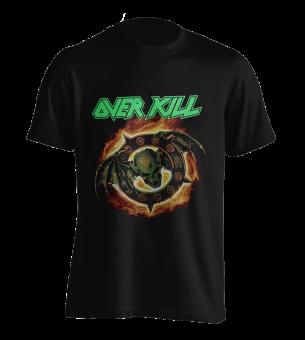 T-Shirt Overkill Oberhausen
