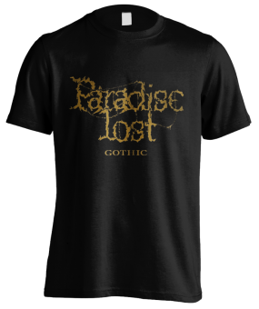 T-Shirt Paradise Lost Gothic
