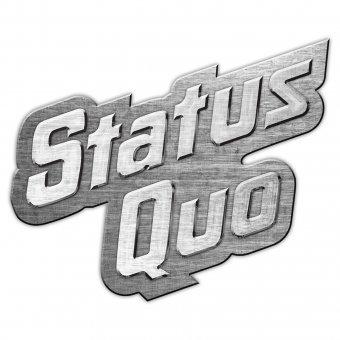 Pin Status Quo Logo