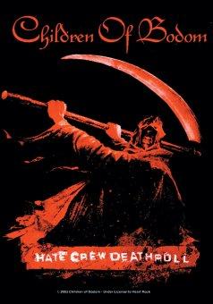 Flagge Children of Bodom Hatecrew Deathroll