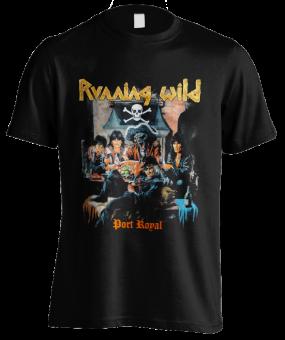 T-Shirt Running Wild Port Royal