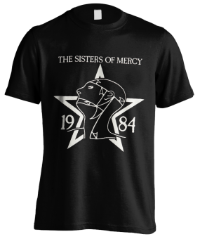 T-Shirt Sisters of Mercy Logo