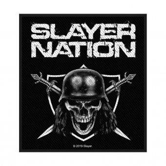 kleiner Aufnäher Slayer Nation