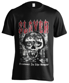 T-Shirt Slayer Seasons in the Abyss