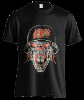 T-Shirt Slayer War Ensemble