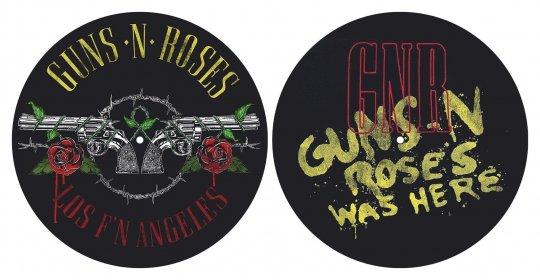 Slipmat Guns'n Roses Los F'n Angeles / Was here