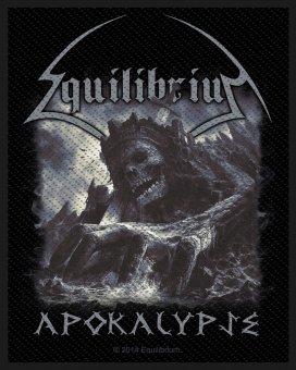 kleiner Aufnäher Equilibrium Apokalypse