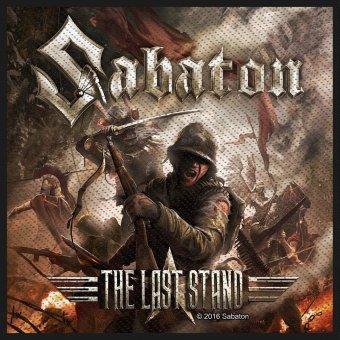 kleiner Aufnäher Sabaton The Last Stand