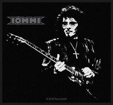 kleiner Aufnäher Black Sabbath Tony Iommi