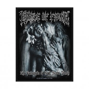 kleiner Aufnäher Cradle of Filth The Principle of Evil made Flesh