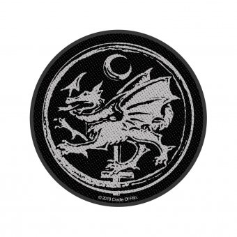kleiner Aufnäher Cradle of Filth Order of the Dragon