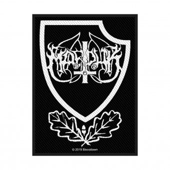kleiner Aufnäher Marduk Panzer Crest