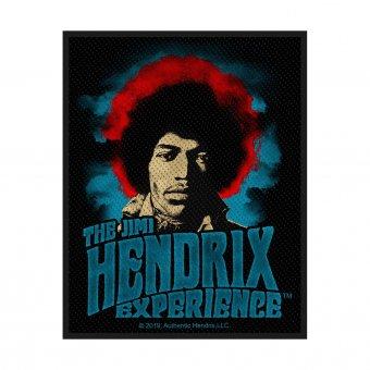 kleiner Aufnäher Jimi Hendrix Experience