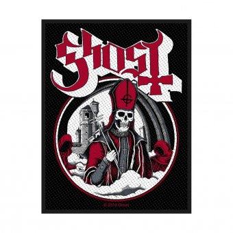 kleiner Aufnäher Ghost Secular Haze