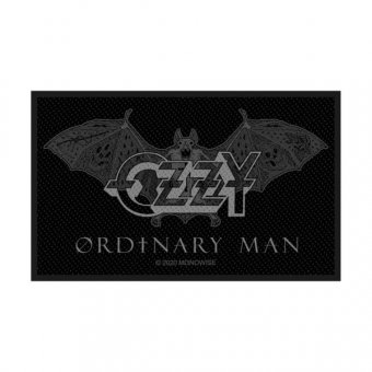 kleiner Aufnäher Ozzy Osbourne Ordinary Man