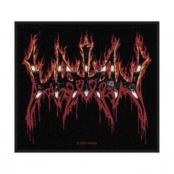 kleiner Aufnäher Watain Flame Logo