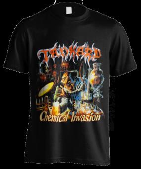 T-Shirt Tankard Chemical Invasion